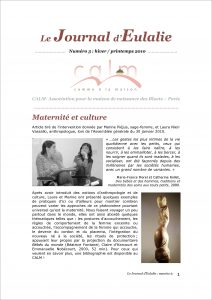 Le Journal d'Eulalie n° 3