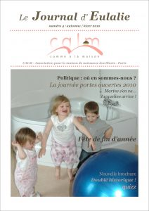 Le Journal d'Eulalie n° 4