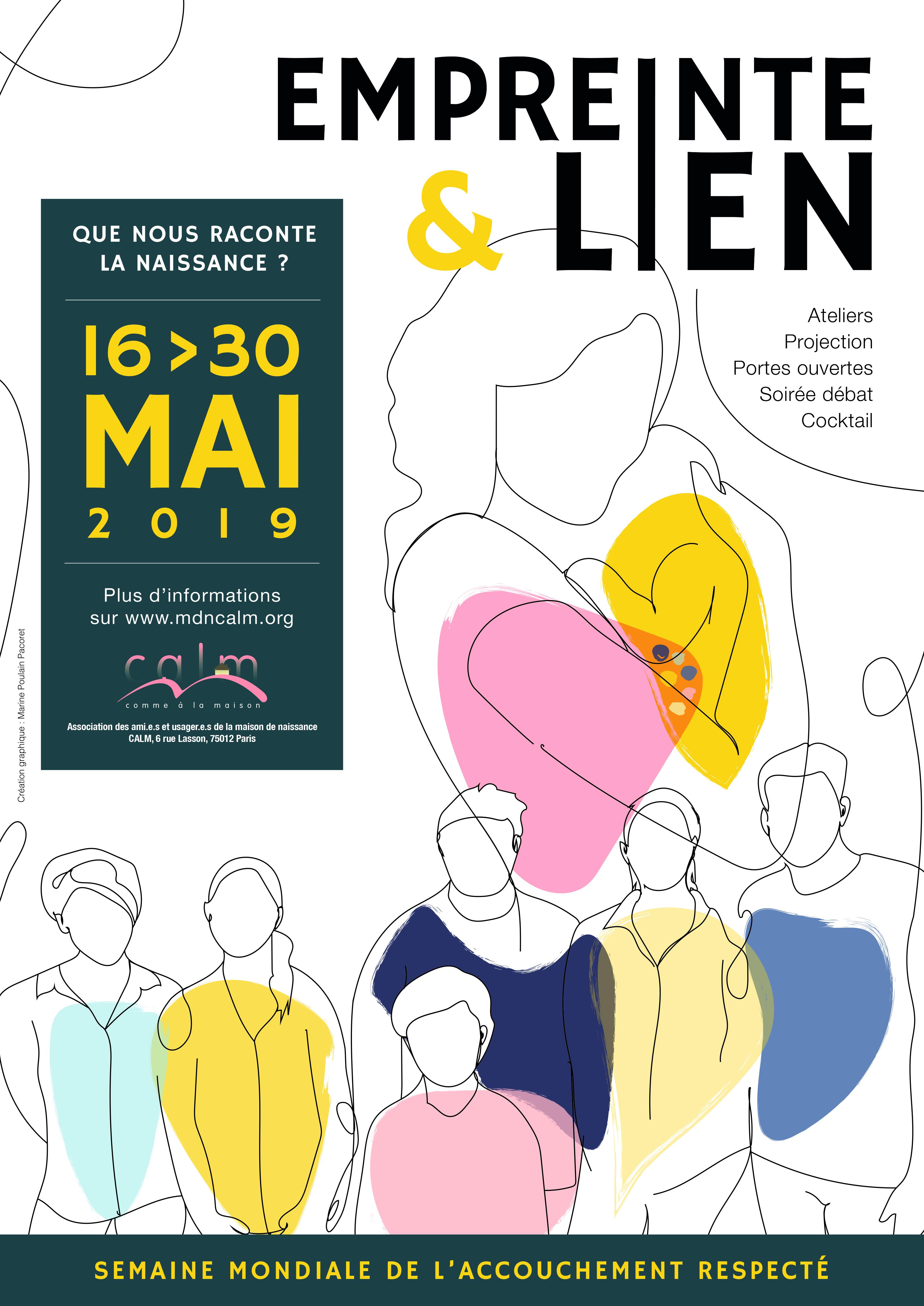 """SMAR 2019 : """"Empreinte & Lien"""""""