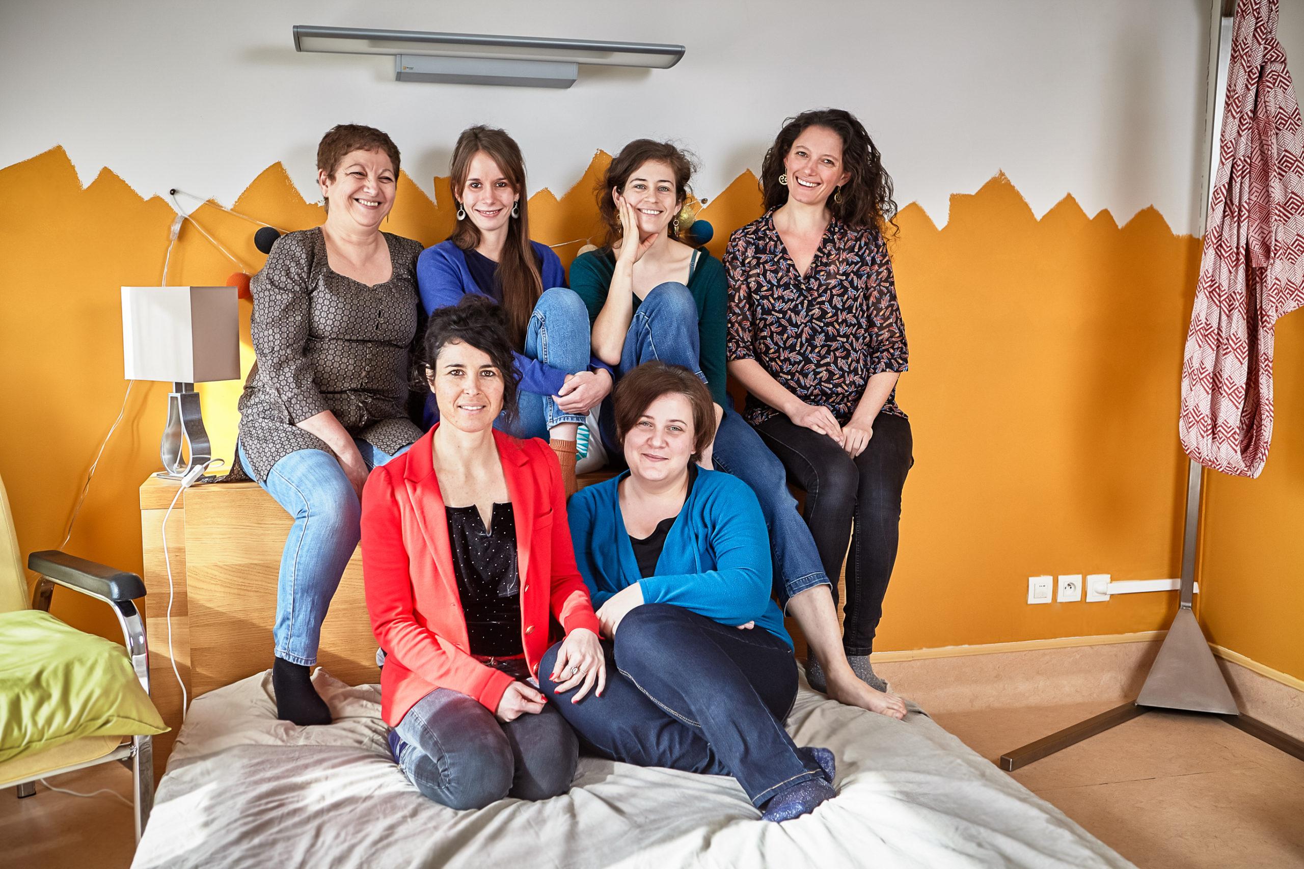 Sages-femmes du CALM